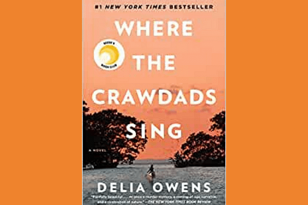 Where the crawdads Sing, by Delia Owens