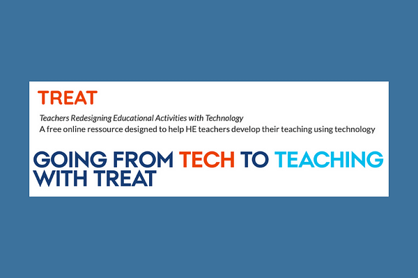 Teachers Redesigning Educational Activities with Technology (TREAT)