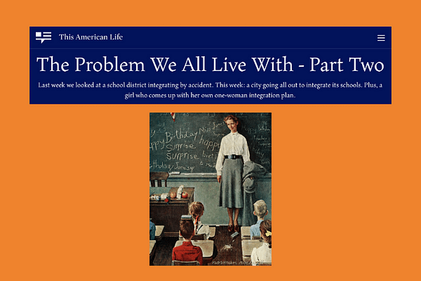 "This American Life #563_ ""The Problem We All Live With"""