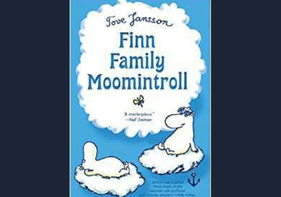 Finn Family Moomintroll, by Tove Jansson