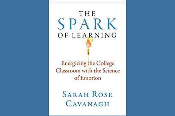 The spark of Emotion, Sarah Rose Cavanagh