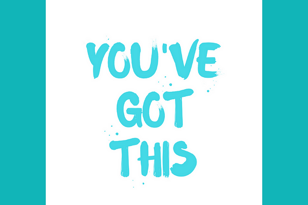 Podcast: You've got this