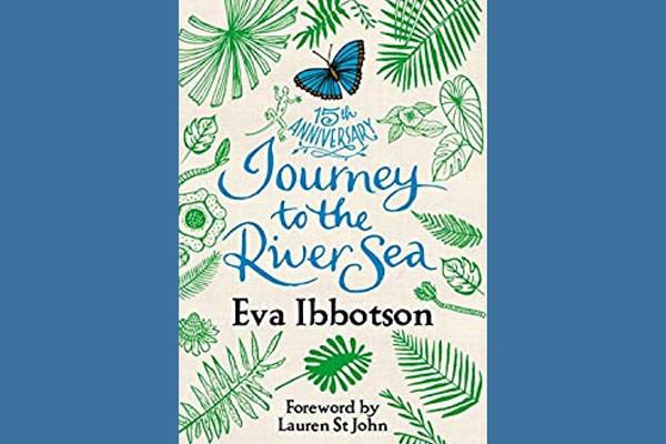 Journey to the River Sea* Eva Ibbotson