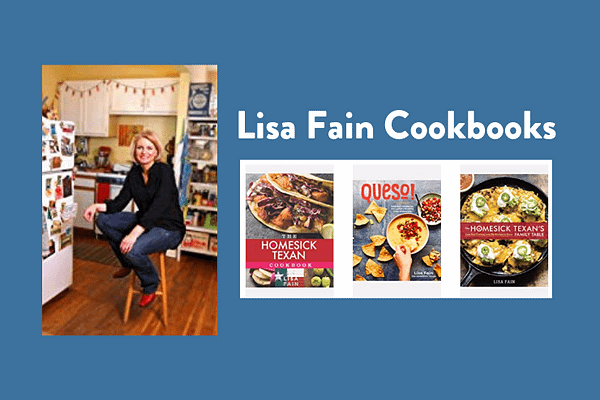 Homesick Cookbooks by Lisa Fain