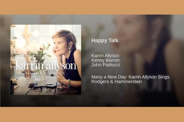 Karrin Allyson's Happy Talk