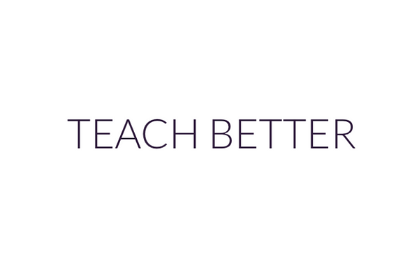 Teach Better Podcast
