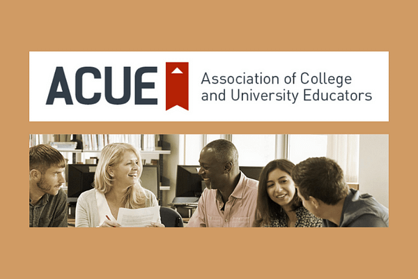 Check out ACUE.org (you can subscribe on their home page)