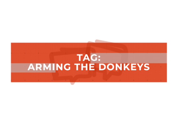 Arming the Donkeys podcast