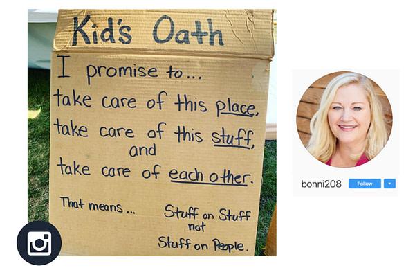 Kids' Oath