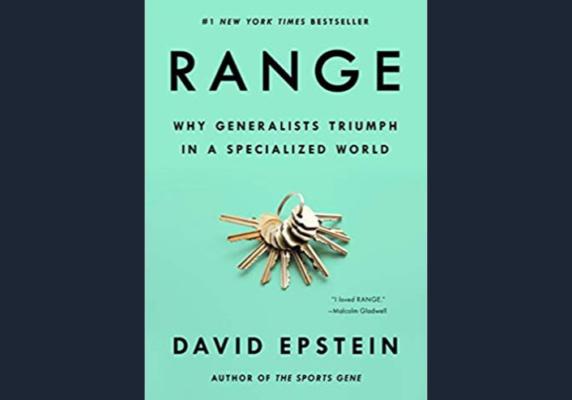 Range, by David Epstein