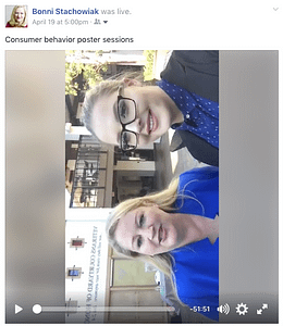 Facebook Live in Higher Education Teaching