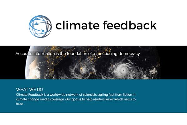 Climate Feedback