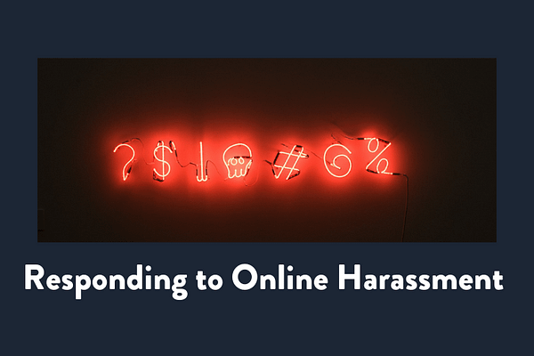 Middlebury's Digital Detox: Responding to Online Harassment