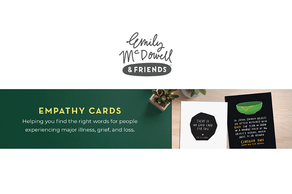 Emily McDowell's Empathy Cards
