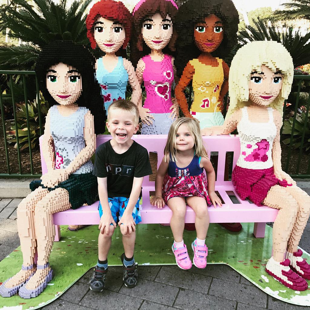 LEGOLAND visit with kids