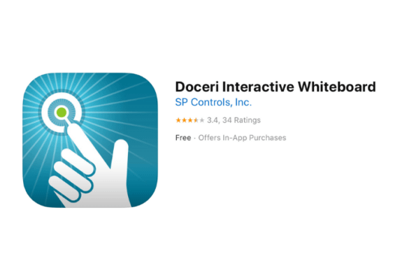 iPad app for pencasting: Doceri*