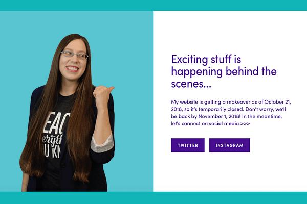 Echo Rivera's website