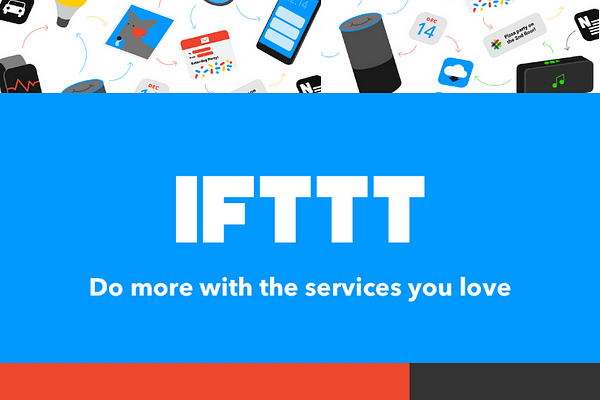 Experiment with IFTTT