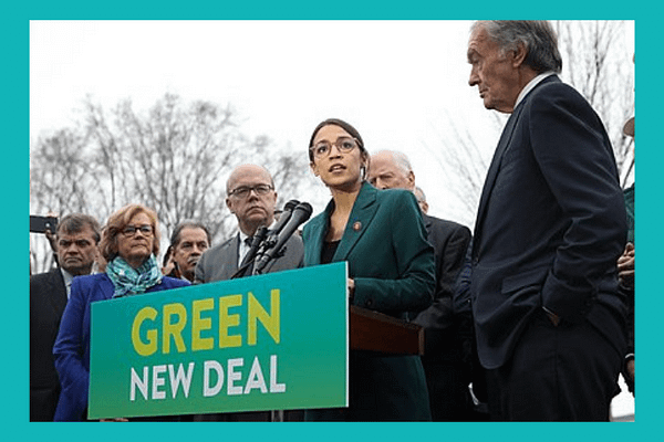 Green New Deal resolution