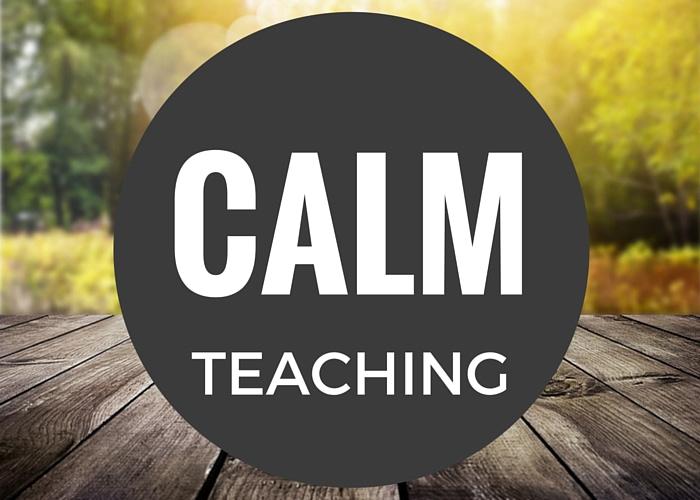 calm-teaching