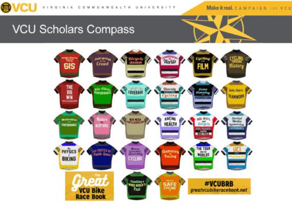 The Great VCU Bike Race Book