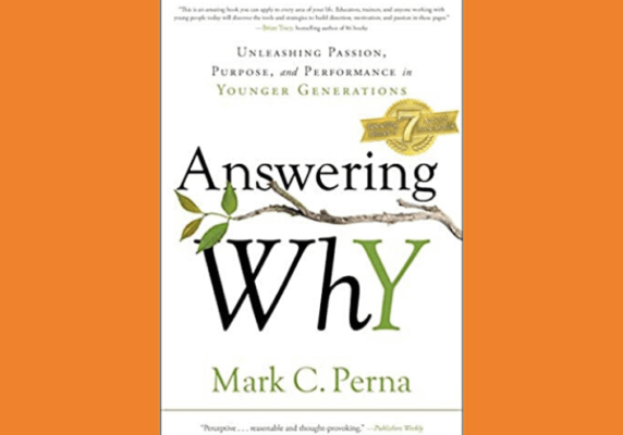 Answering Why, by Mark C. Perna