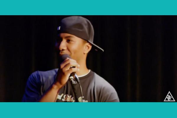 Hip Hop – Ant Black (Spoken Word Poetry)