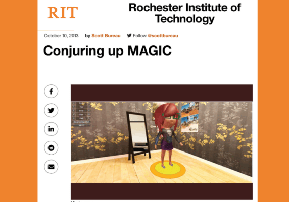 MAGIC Center at Rochester Institute of Technology