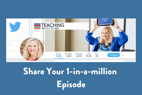 Share Your 1-in-a-million Episode