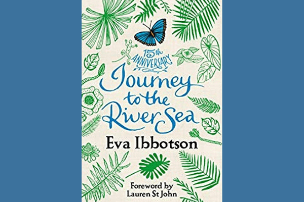 Journey to the River Sea* Eva Ibbotson