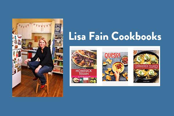 Homesick Cookbooks by Lisa Fain