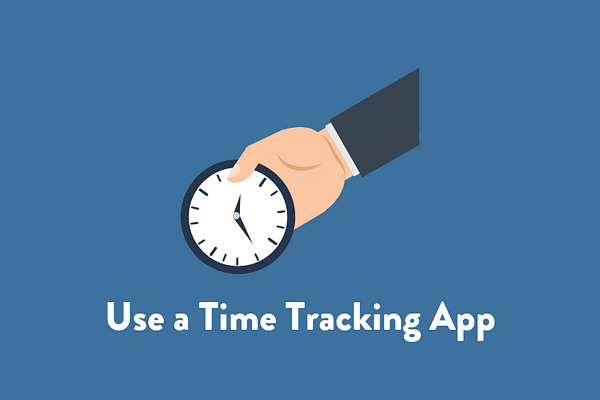 Use a Time Tracking App