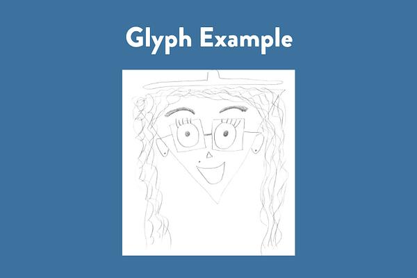 Glyph example