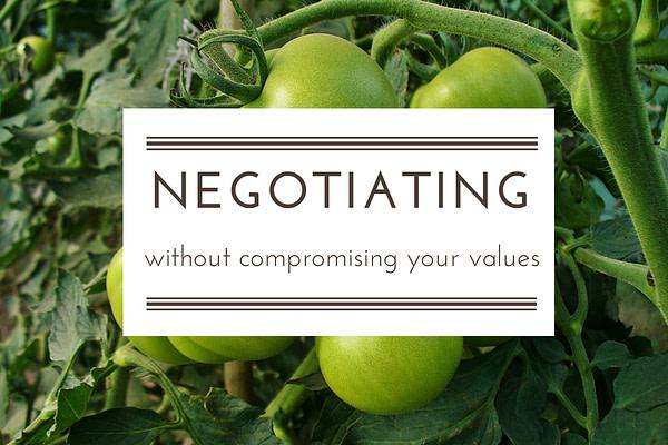 HBA negotiation graphic