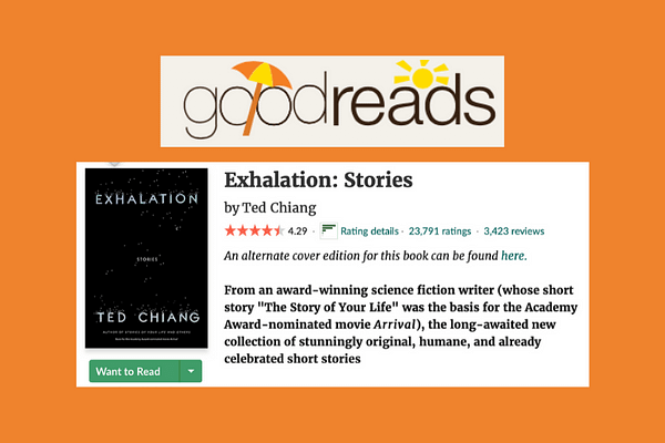 Exhalation, by Ted Chang
