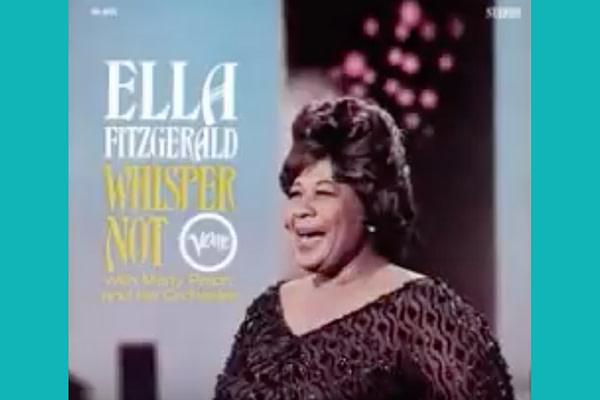 Ella Fitzgerald sings Old MacDonald