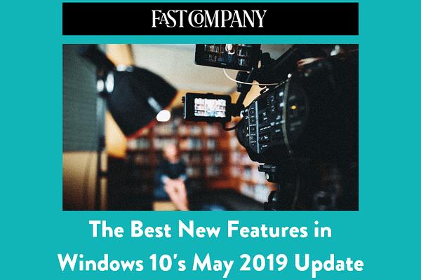FastCompany Video Article