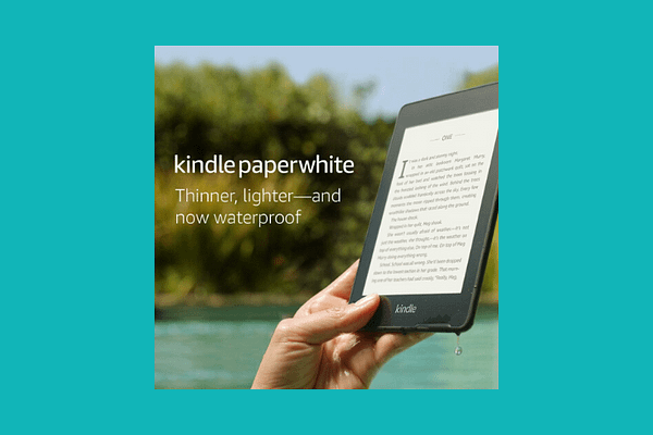 Read on a Kindle