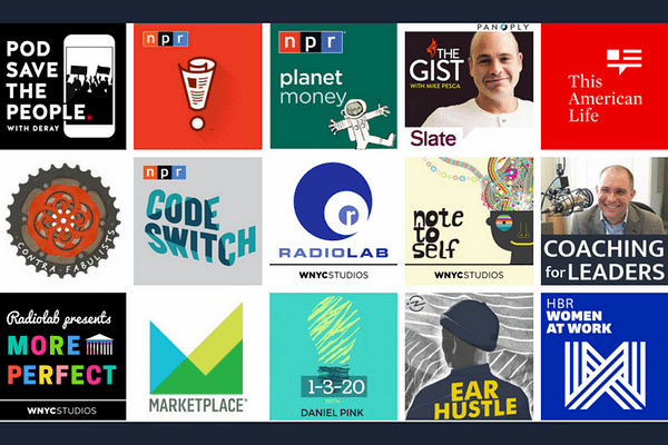 2018 Podcast Greats