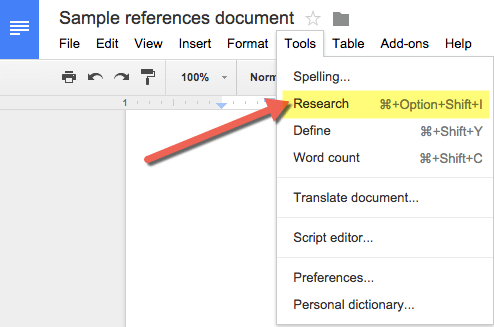researchtool