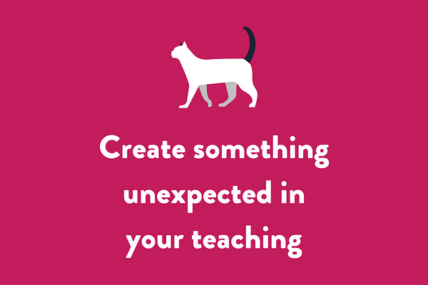 Create Something Unexpected