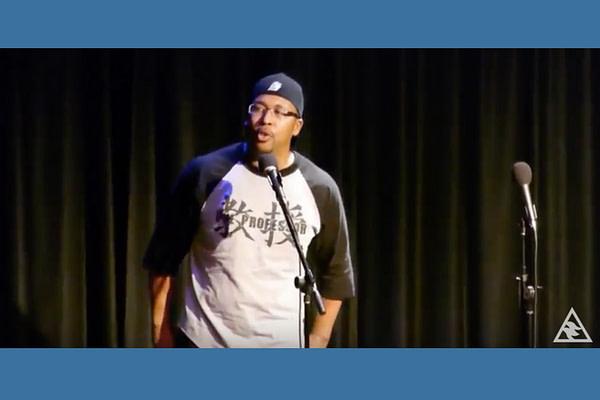Bruce's spoken word poetry: Kurumbo