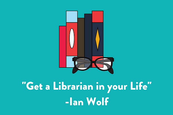 Get a Librarian in your Life