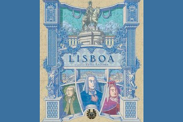 Lisboa boardgame