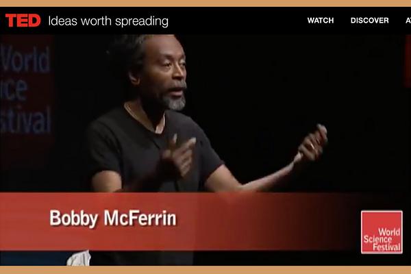Bobby McFerrin teaches the pentatonic scale