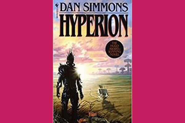 Hyperion, by Dan Simmons