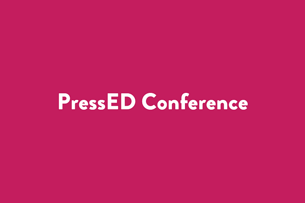 PressED Conference