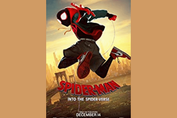 Spider Man: Into the Spiderverse