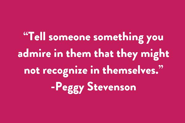 Tell someone...