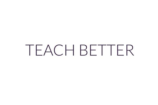 Teach Better Podcast